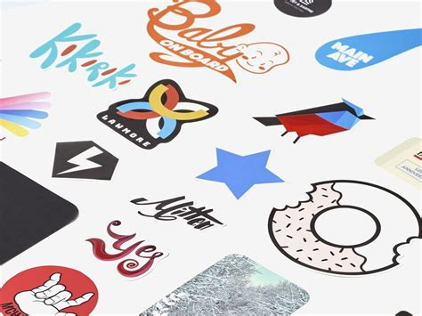 Sticker Drucken Freiform by Polyester Aufkleber Mit Freiform Camaloon