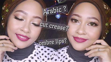 tutorial makeup bagi pemula arabic inspired tutorial makeup ala wanita arab cara