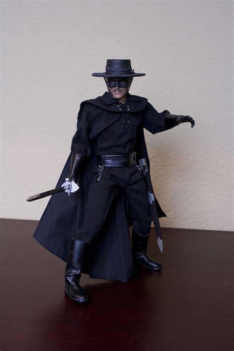 Figure Zorro The triad toys zorro review