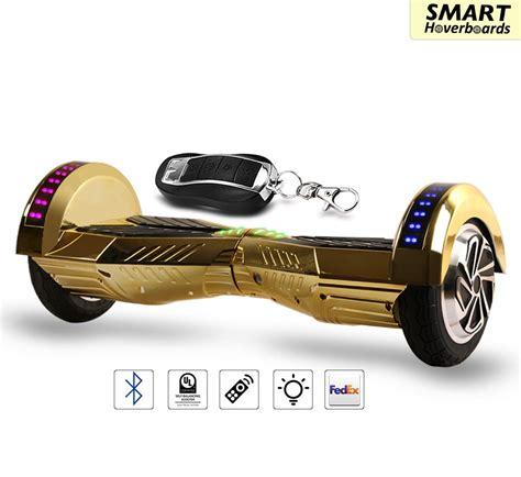 Runwheel 8inch Bluetooth Speaker Lamborghni Hoverboard Smartwheel 8 quot lamborghini chrome gold hoverboard with remote