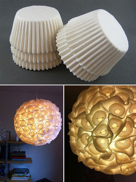 Coconut Shell Chandelier 20 Fantastic Recycled And Upcycled Lamps And Chandeliers