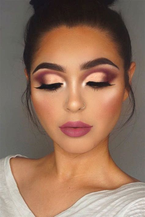 My Favorite Makeup Tips by 24 Best Fall Makeup Looks And Trends For 2018 Makeup