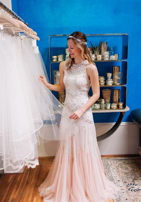 I Said Yes To The Dress! BHLDN Houston Bridal Salon