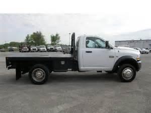 dodge 4500 flatbed truck for sale