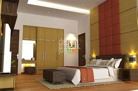 gambar plafon  kamar tidur utama rumah minimalis