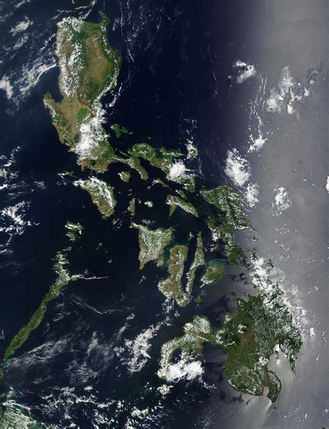 map philippines satellite palau satellite map
