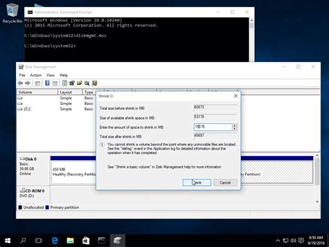 install windows 10 partition how to install ubuntu 16 10 16 04 alongside with windows