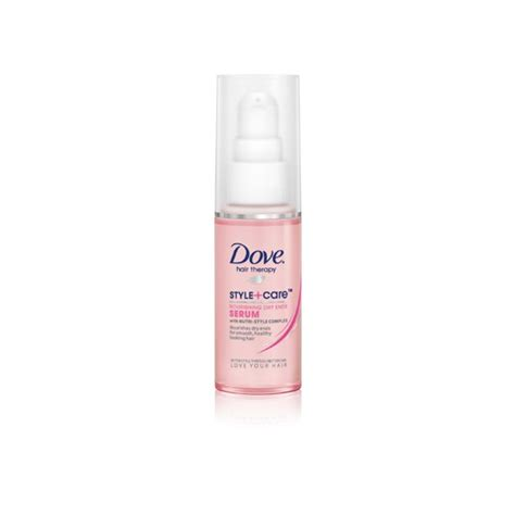 Dove Nourishing Care Sho 70 dove style care nourishing ends serum beautylish