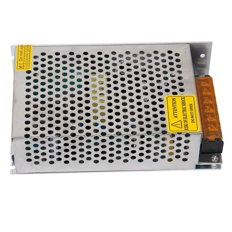 Dc 12v 10a Regulated Switching Power Supply 100240v dc 12v 10a 120w switching power supply regulated aluminum