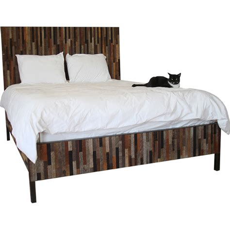 barnwood bed dryads dancing reclaimed barn wood bed rbb