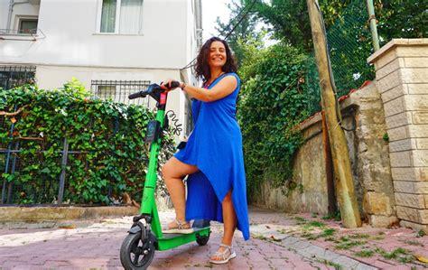 elektrikli scooter nedir nasil kiralanir nasil kullanilir