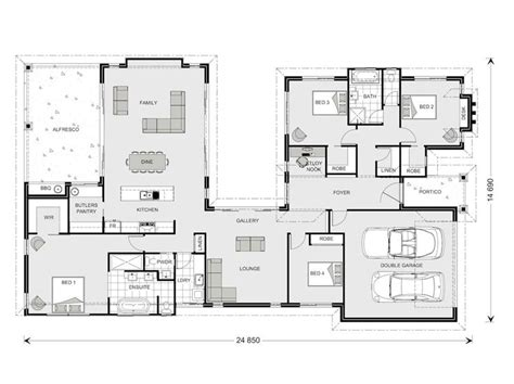 Mandalay 224 Element Our Designs Cairns Builder Gj Gj Gardner Homes House Plans