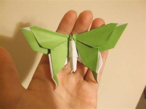 Swallowtail Butterfly Origami - origami swallowtail butterfly by dustywallpaper on deviantart