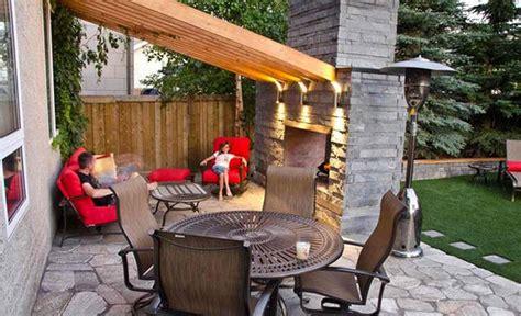 contemporary backyard patio designs home design lover