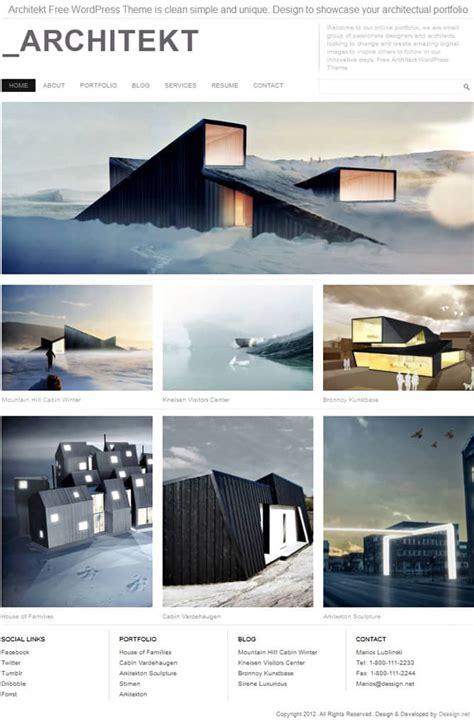 Theme Wordpress Free Architecture   best top architecture theme free wordpress theme 2018