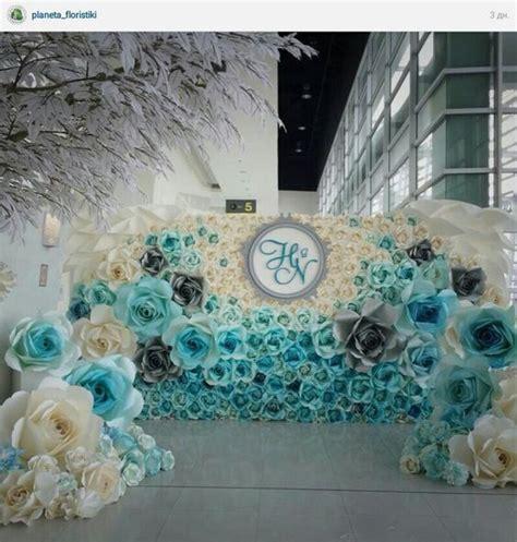 Flower Backdrop Wedding Uk by Flowers Backdrop Wedding Paper Backdrop