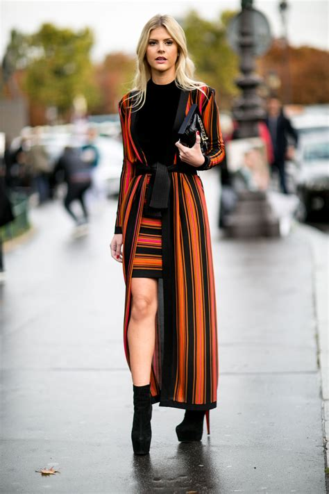Looks Of The Week by Fashion Week Style Day 7 October 2015 The