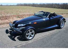 Chrysler Prowler Classifieds For Classic Plymouth Prowler 44 Available