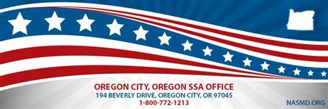 Social Security Office Oregon City by Oregon City Or Social Security Office Ssa Office In