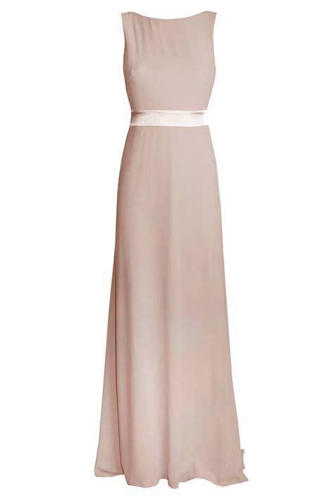 Maxi Pink tfnc halannah whisper pink maxi dress tfnc dresses