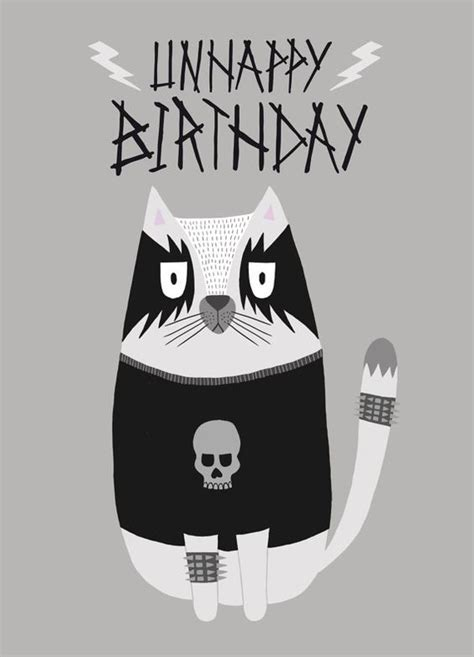 Heavy Metal Birthday Cards Pinterest The World S Catalog Of Ideas