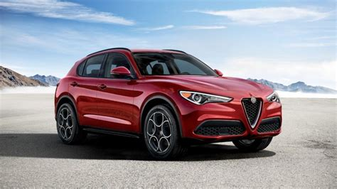 2018 alfa romeo stelvio review it s to make an suv
