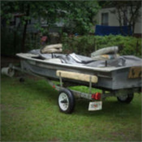 aluminum boats for sale south jersey 14 ft aluminum boat and trailer for sale in south