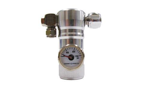 Ista Precise Co2 Pressure Regulator For Aquascape 187 acu dose co2 pressure regulator 360 176 rotatable outlet