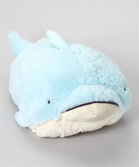 Dolphin Pillow Pet by Squeaky Dolphin Pillow Pet