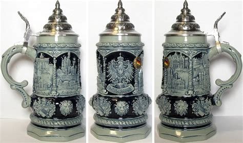 steins artificial trees limited edition germany stein 4l authentic steins from germany 1001beersteins