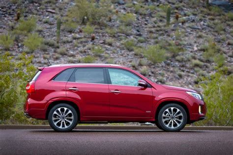 Kia Sorento 2014 Problems 2014 Kia Sorento Recalled For Front Axle Fracture Problem