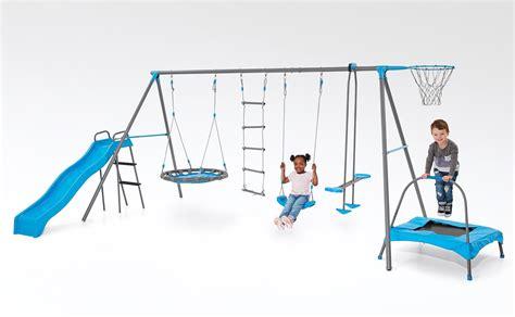 outdoor play equipment nz play equipment trolines kmart