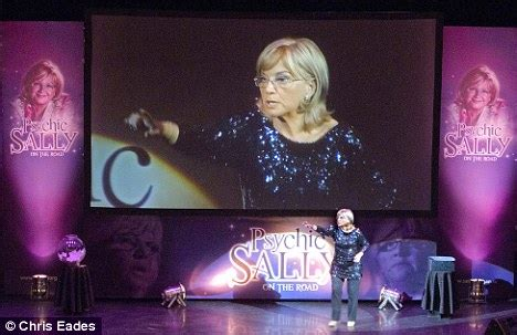 sally fraud psychic sally defends integrity as she denies getting