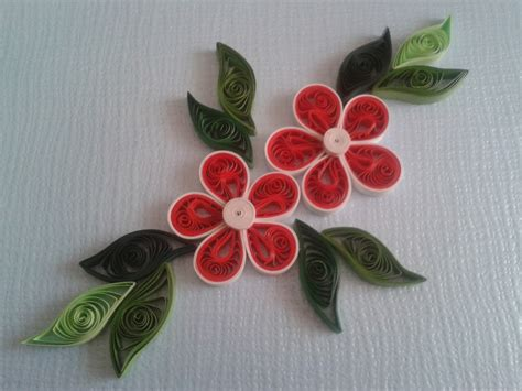 Paper Quilling Flower - silkribbonss the hobby lobby paper quilling malaysian flower