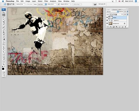 tutorial photoshop graffiti cool graffiti techniques in photoshop digital arts