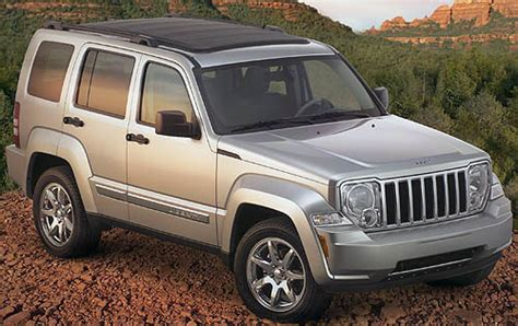 2011 jeep liberty problems 2009 jeep liberty overview cargurus