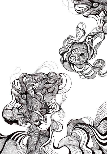 Organic Sketchy Lines by Organic Line Design Line Images