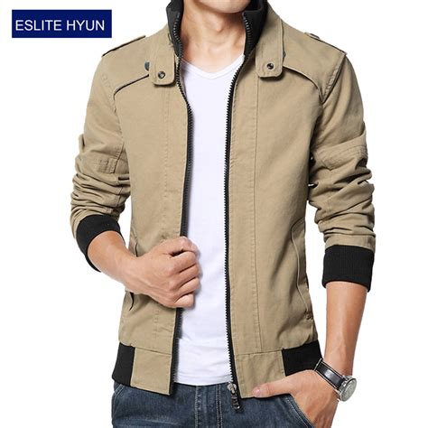 mens light jacket for fall aliexpress com buy 2017 new fashion autumn male casual