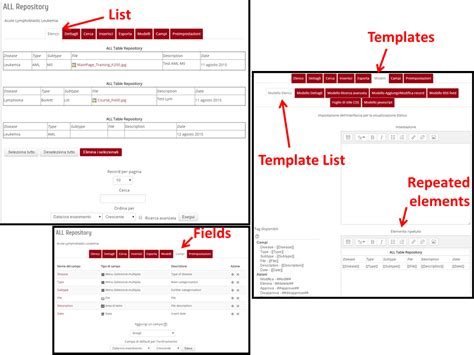 moodle theme database tables moodle in english database table