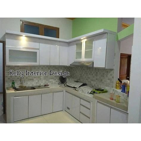 Kitchen Set Lemari Dapur Minimalis Vintage Kayu Solid Pinus Recycle 8 best kitchen set duco images on kitchen sets