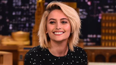 paris jackson daughter michael jackson s daughter just landed her first movie role