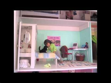 american girl doll house videos 17 best images about american girl doll house and furniture ideas on pinterest