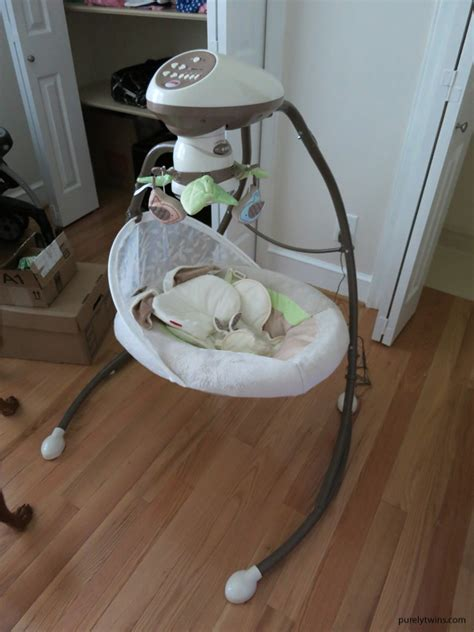 fisher price snug a puppy swing pregnancy week 29 nursery bathroom updates glucose results