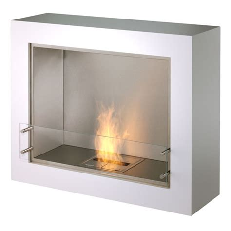 Ventless Modern Fireplace by Ecosmart Aspect Modern Ventless Designer Fireplace