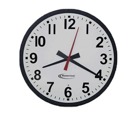 CLKTCD Series Time Code Analog Clocks - SMPTE, EBU & IRIG ...