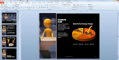 powerpoint template free download green free green ppt