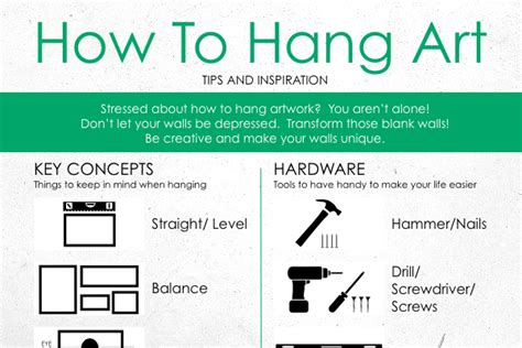 how to hang pictures how to perfectly hang canvas art on walls brandongaille com