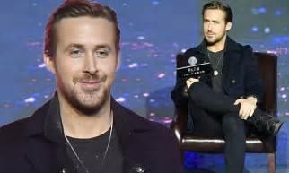 ryan gosling oscar nomination ryan gosling reacts to his oscar nomination for la la land