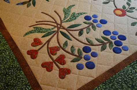 appliqued and quilted averyclaire