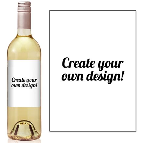 Custom Wine Labels Icustomlabel Make Your Own Wine Label Template